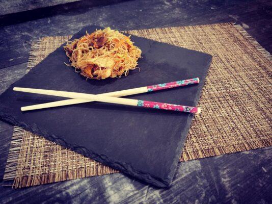 Ястия с Оризови Спагети