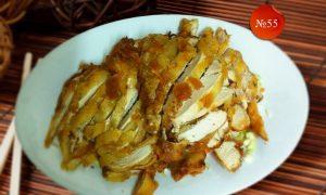 Хрупкаво ароматно пилешко месо